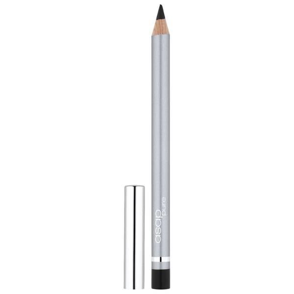 asap Mineral Eye Pencil - Black 8g