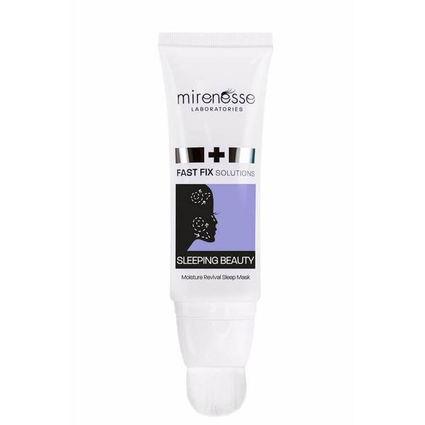 mirenesse Fast Fix Sleeping Beauty Moisture Revival Sleep Mask 40g