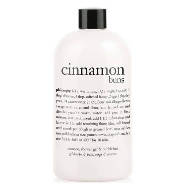 philosophy Cinnamon Buns Shampoo, Bath & Shower Gel 480ml