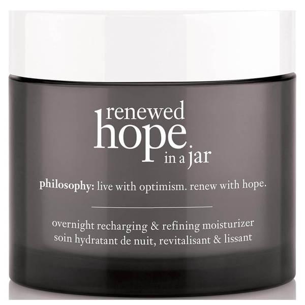 philosophy Renewed Hope In A Jar Overnight Recharging & Refining Moisturiser 60ml