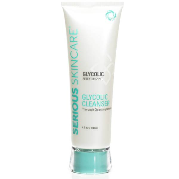 Serious Skincare Retexturizing Glycolic Cleanser