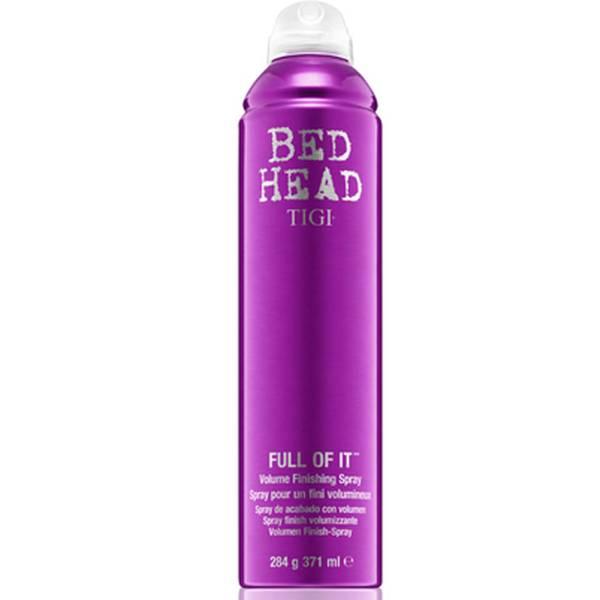 Spray de Acabamento Bed Head Full of It Volume da TIGI 371 ml