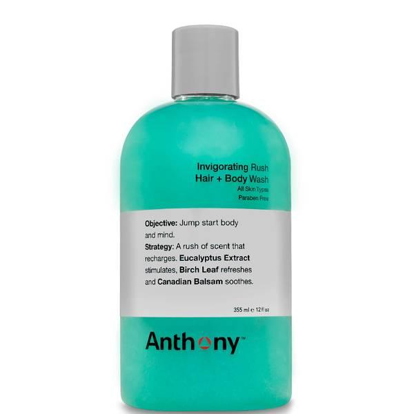 Anthony 活力充沛頭髮&身體清潔露