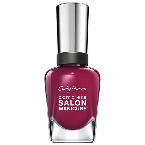 Sally Hansen Complete Salon Manicure 3.0 Keratin Strong Nail Polish - Scarlet Fever 14.7ml
