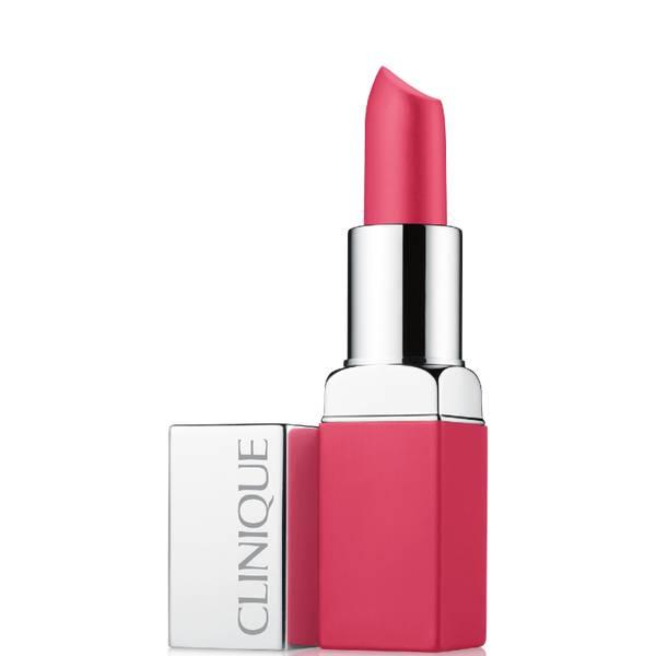 Clinique Pop Matte Lip Colour and Primer 3.9g (Various Shades)