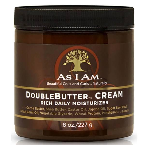 Crema Hidratante Diaria DoubleButter™ de As I Am227 g