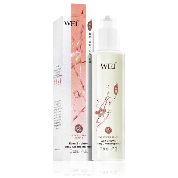 WEI Five Sacred Grains Even Brighter Silky Cleansing Milk 6.7oz