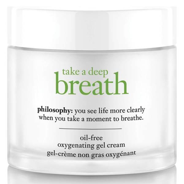 philosophy Take A Deep Breath Oxygenating Gel Cream Moisturizer 60ml