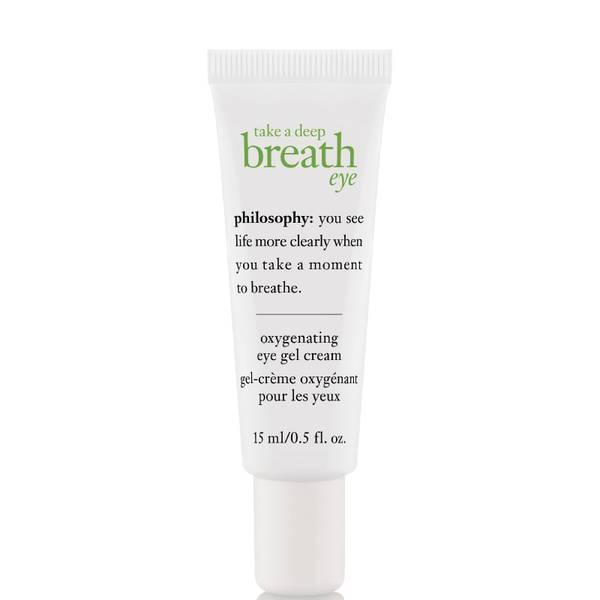 philosophy Take A Deep Breath Oxygenating Eye Gel Cream 15ml