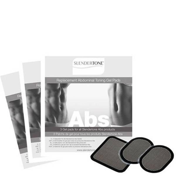 Slendertone Replacement Pads - Abs Belt (Triple Pack)