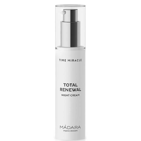 MÁDARA Time Miracle Total Renewal Night Cream 50 ml