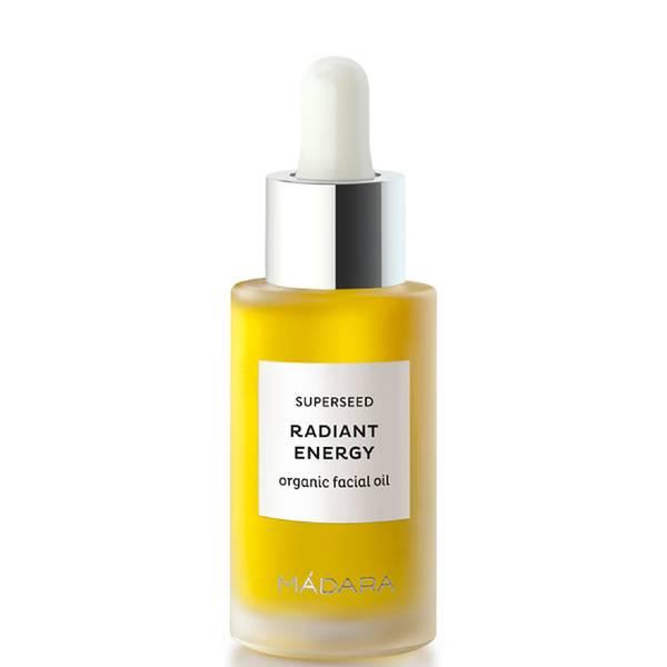 MÁDARA Superseed Radiant Energy Organic Facial Oil(마다라 슈퍼씨드 래디언트 에너지 오가닉 페이셜 오일 30ml)