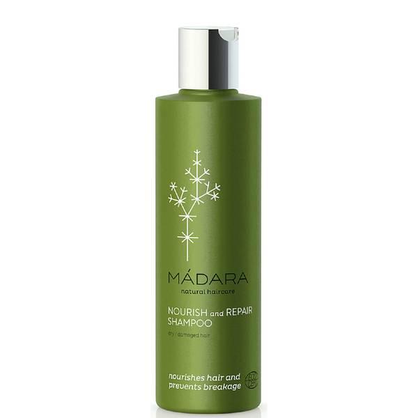 MÁDARA Nourish and Repair Shampoo(마다라 너리시 앤 리페어 샴푸 250ml)