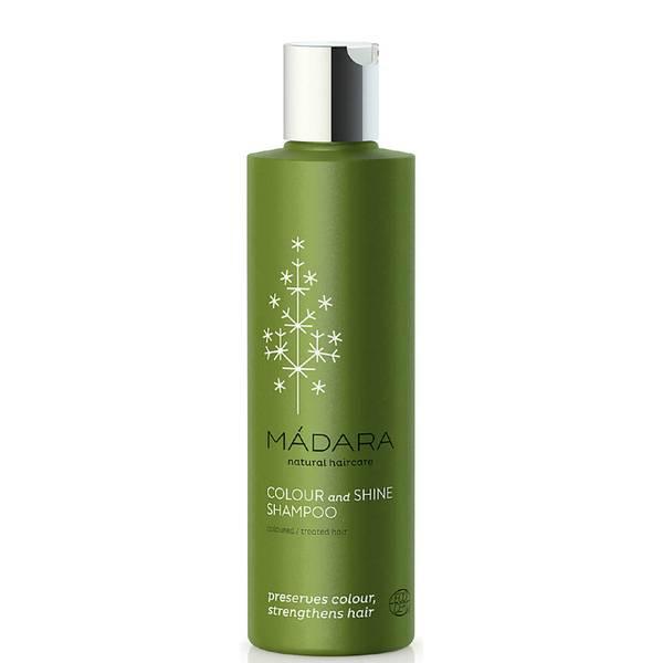 MÁDARA Colour and Shine Shampoo(마다라 컬러 앤 샤인 샴푸 250ml)