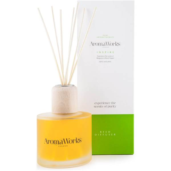 AromaWorks Inspire Reed Diffuser 200ml