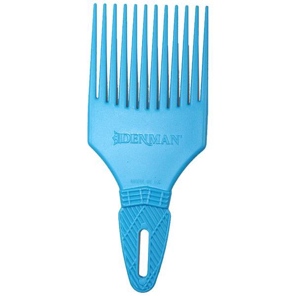 Denman D17 Curl Tamer Comb - Blue