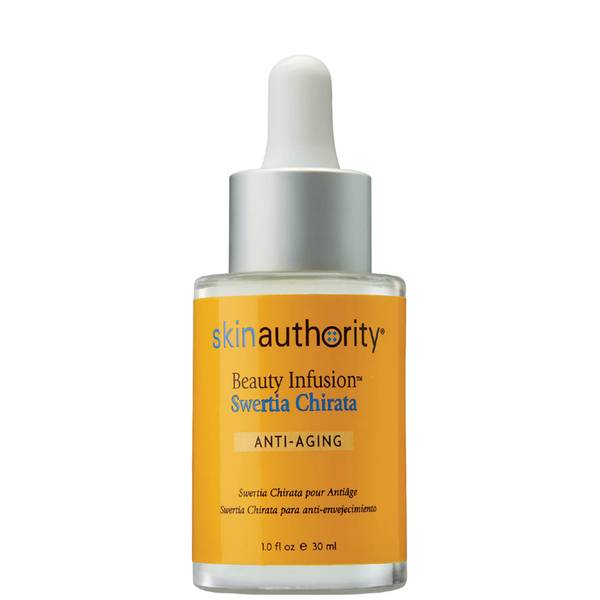 Skin Authority Beauty Infusion™ Swertia Chirata for Anti-Aging