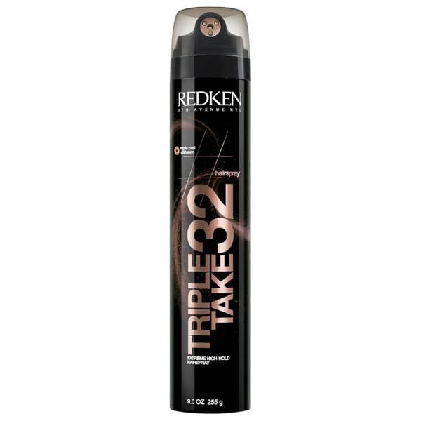 Redken Triple Take 32 Extreme High-Hold bardzo mocny lakier do włosów 300 ml