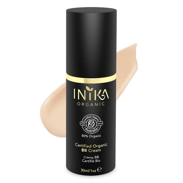INIKA Certified Organic BB Cream (Various Shades)