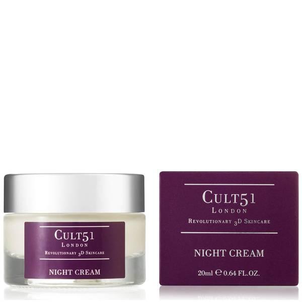 CULT51 crema notte 20 ml