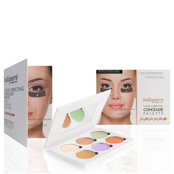 Bellápierre Cosmetics Color Correcting Concealer Palette