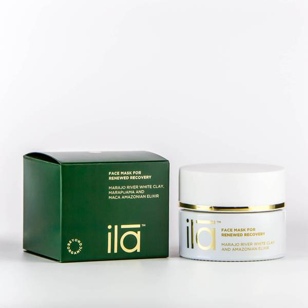 Ila-Spa Face Mask for Renewed Recovery 50g