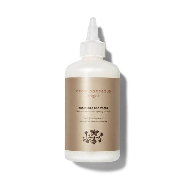 Grow Gorgeous Back Into the Roots 10 Minute Stimulating Scalp Masque (240ml)