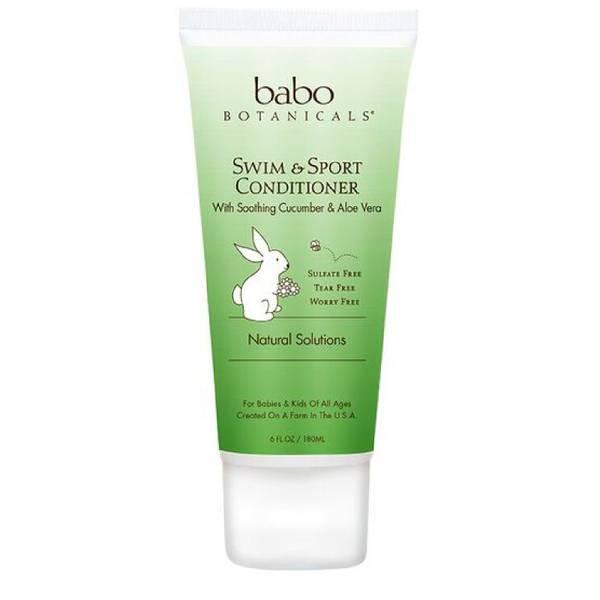 Babo Botanicals Swim & Sport Conditioner - Cucumber & Aloe