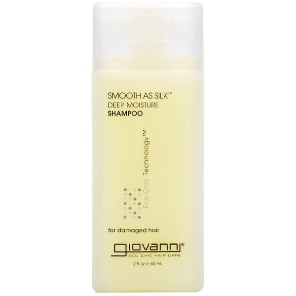 Giovanni Smooth as Silk Shampoo 60ml