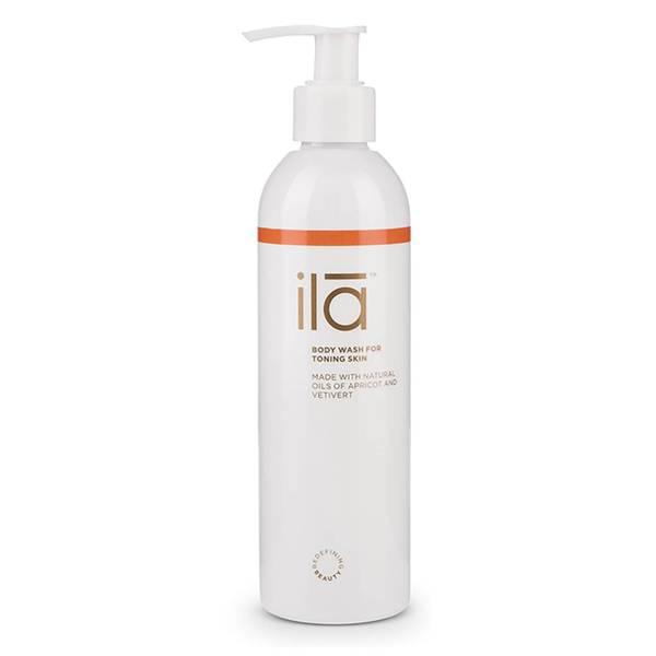 ila-spa Body Wash for Toning Skin 250ml