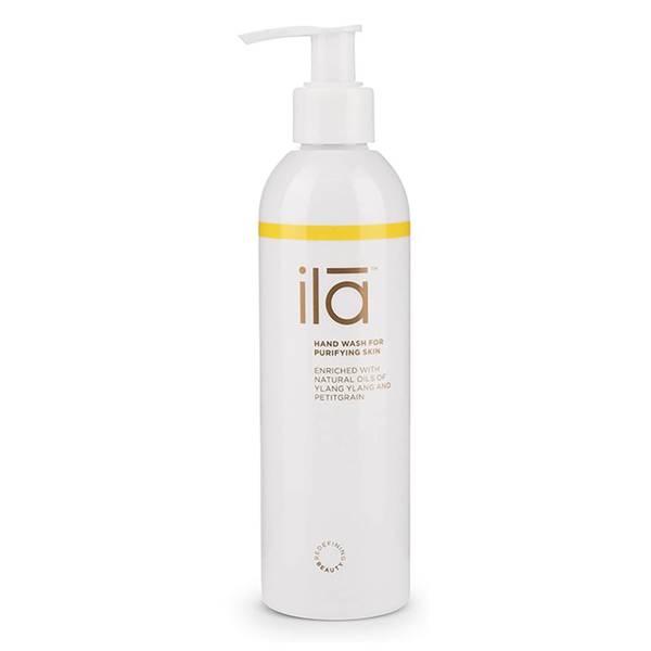 ila-spa Hand Wash for Purifying Skin 250ml