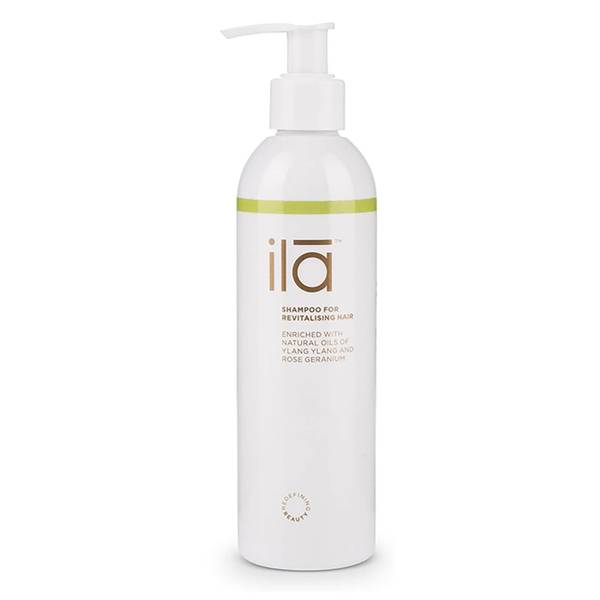 ila-spa Shampoo for Revitalising Hair 250ml