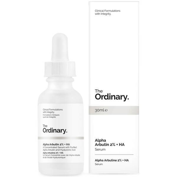 The Ordinary Alpha Arbutin 2% + HA Concentrated Serum 30ml