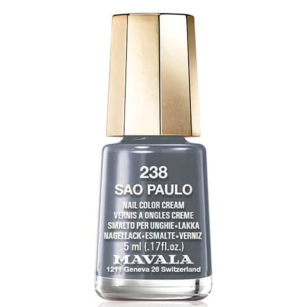 Mavala Eclectic Collection Extra Long Wear Nail Colour - 238 Sao Paulo
