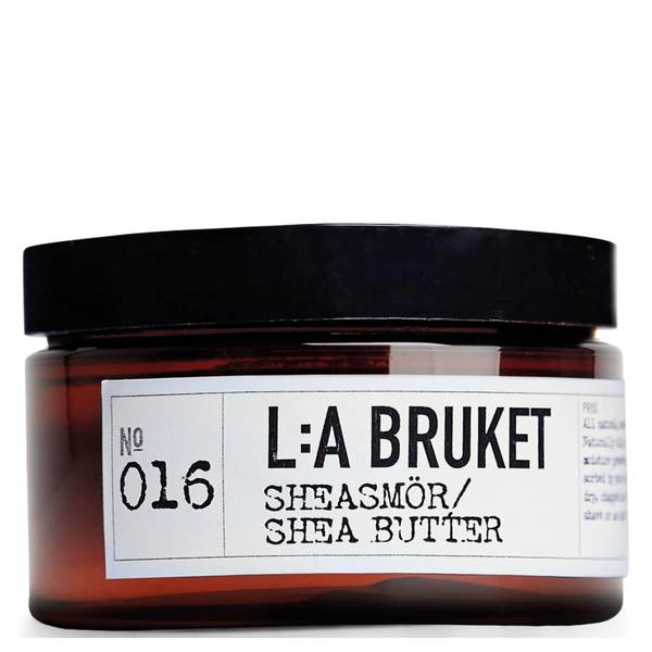 L:A BRUKET No. 016 Shea Butter Natural 90g