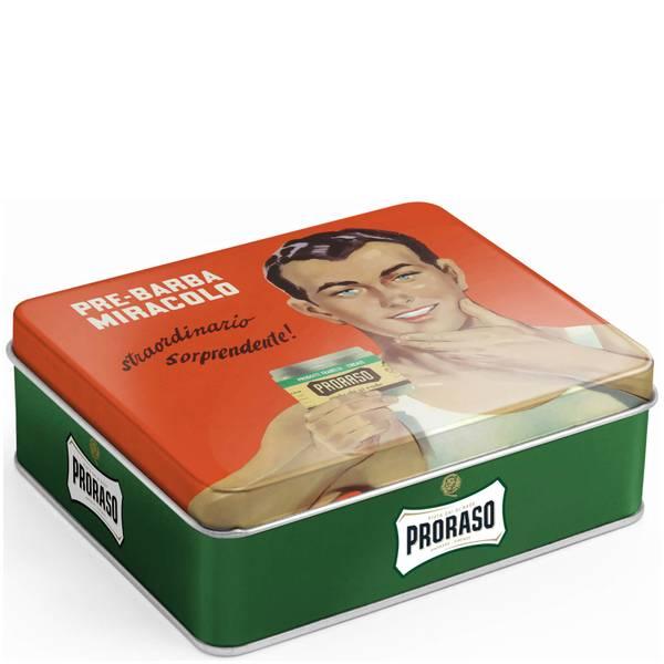 Proraso Vintage Selection Tin - Refreshing