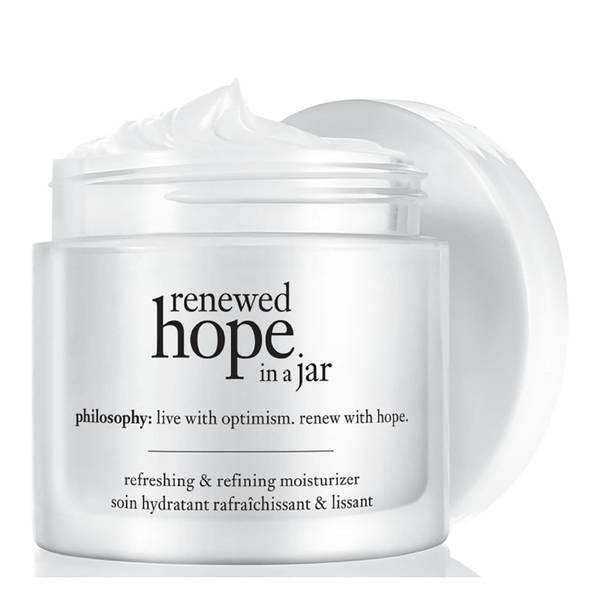 philosophy Renewed Hope In A Jar Refreshing & Refining Moisturiser 15ml