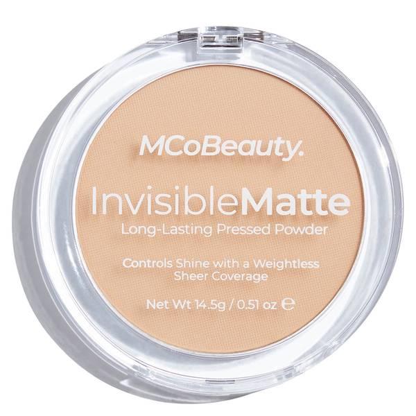 MCoBeauty Invisible Matte Pressed Powder - Translucent 14.5g