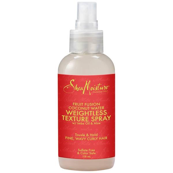 Shea Moisture Fruit Fusion Weightless Texture Spray 118ml