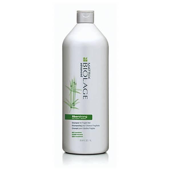 Matrix Biolage Advanced FiberStrong Shampoo for Fragile Hair 33.8oz (Worth $50)