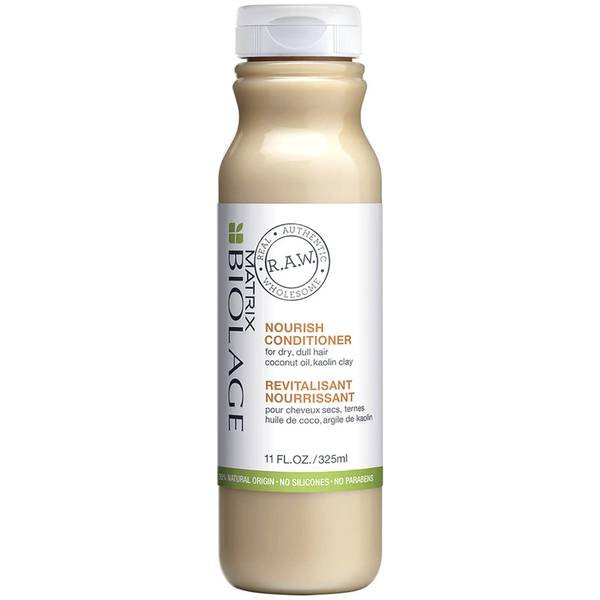 Biolage R.A.W Nourish Conditioner Natural Dry Hair Condtioner To Nourish Hair 325ml