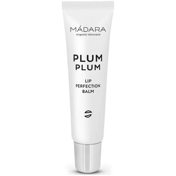MÁDARA Plum Plum Lip Balm(마다라 플럼 플럼 립 밤 15ml)