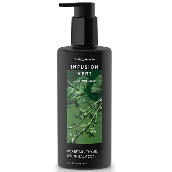 MÁDARA Infusion Vert Moisture Soap(마다라 인퓨전 버트 모이스처 솝 300ml)