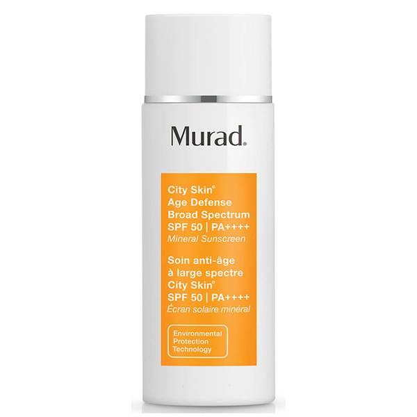 Murad City Skin Age Defense Broad Spectrum SPF50 PA ++++