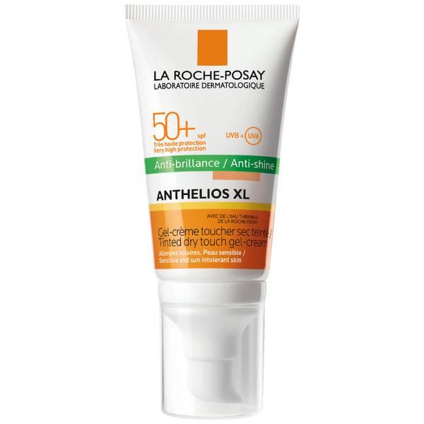La Roche-Posay Anthelios Anti-Shine Tinted -aurinkosuoja SPF50+, 50ml