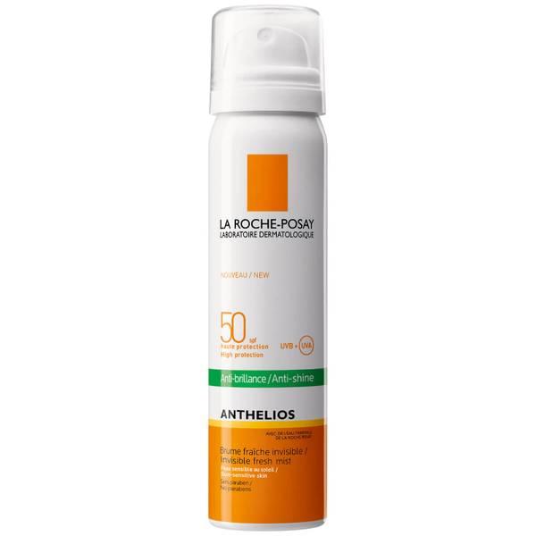 La Roche-Posay Anthelios Anti-Shine Sun Protection Invisible SPF50+ Face Mist 75ml
