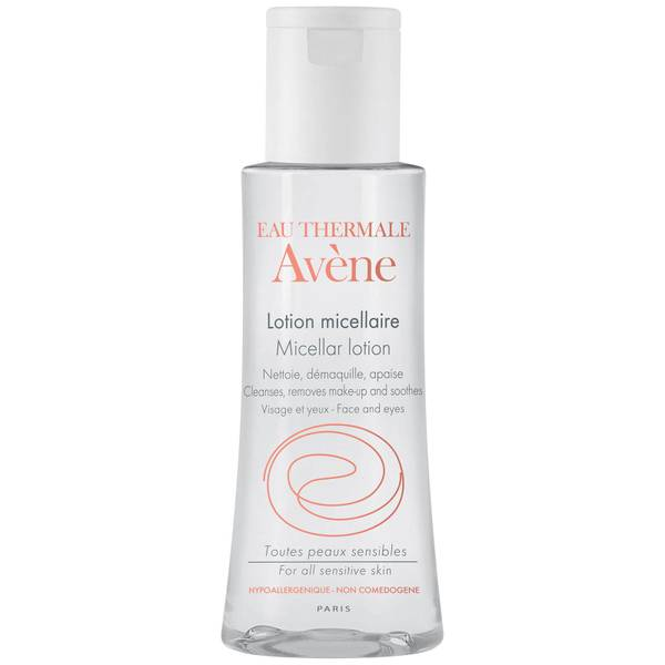 Avène Micellar Lotion Cleanser and Make-Up Remover for Sensitive Skin 100ml