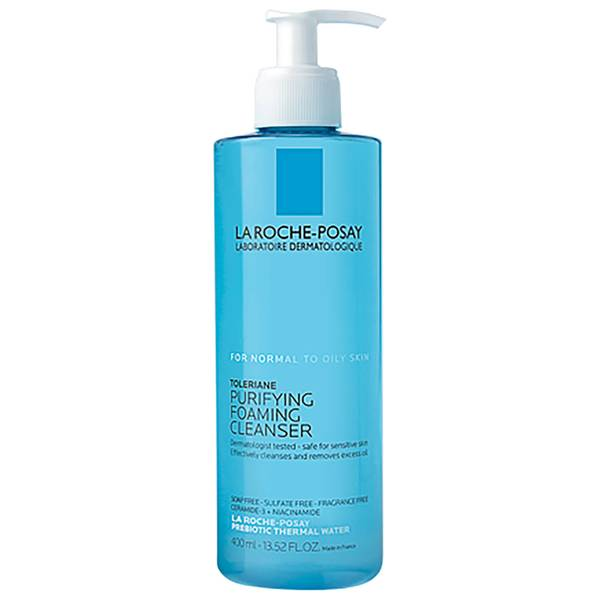 La Roche-Posay Toleriane Purifying Foaming Soap Free Cleanser (13.52 fl. oz.)