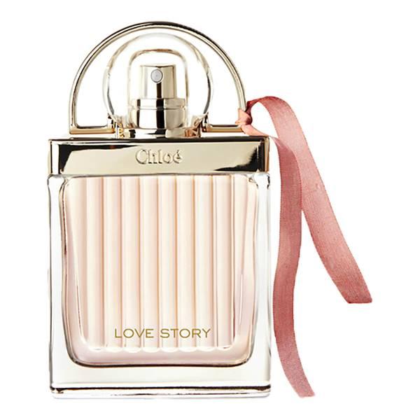 Eau de Parfum Eau Sensuelle Love Story Chloé 50ml