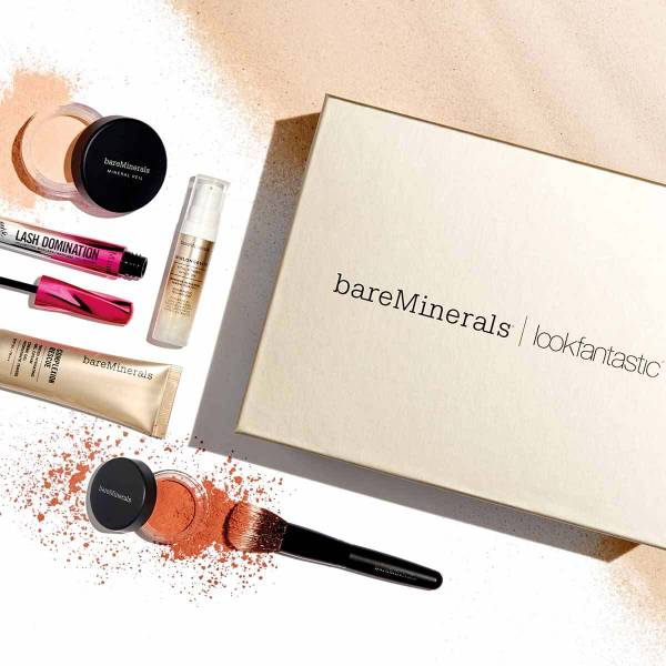 LOOKFANTASTIC X BAREMINERALS 限量版美妝禮盒